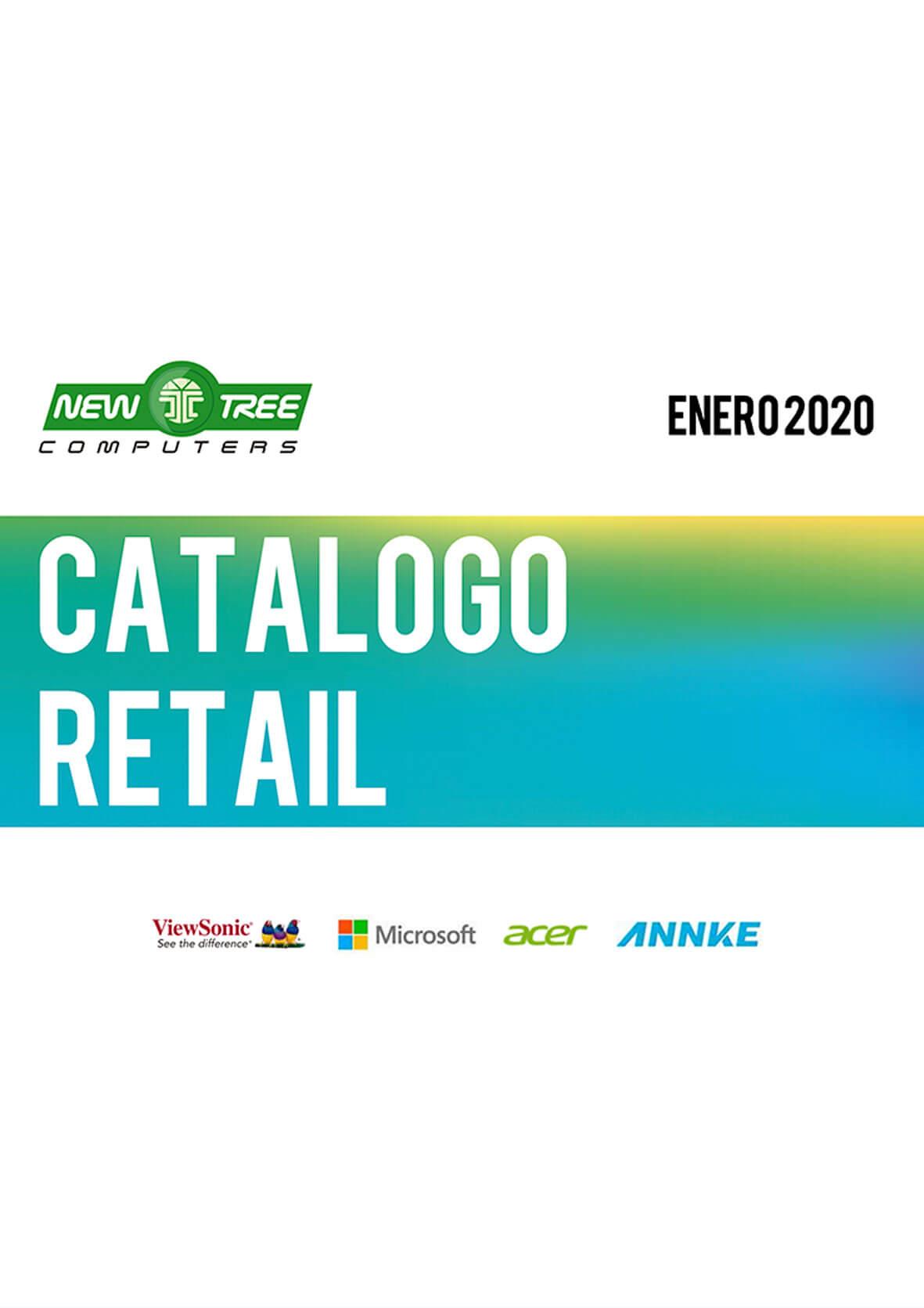 CATALOGO 2020.6 RETAILLER HOGAR - INFORMATICA