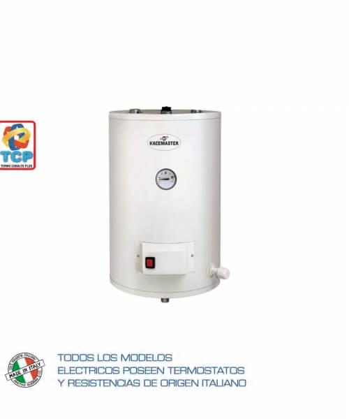 TERMOTANQUE KACEMASTER 40 L. - Electrico - Conexión Superior - Colgar - C/Proteccion TCP