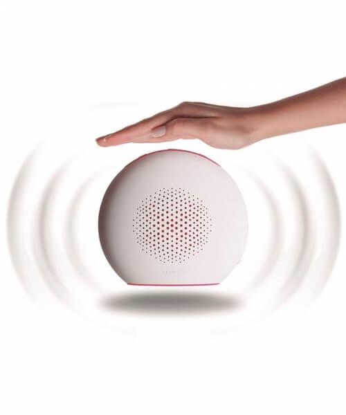 Parlante Boompods Doubleblaster2  White - Pink