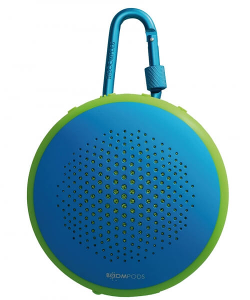 Parlante Boompods Fusion Blue -  Green