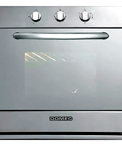 HORNO ELECTRICO HEX16 60 x 60 , doble visor, luz, grill eléctrico, termostato,,  acero inoxidable