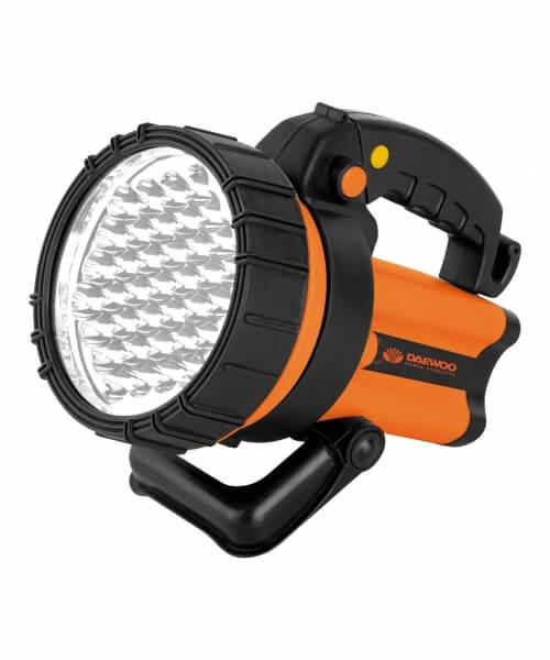 LINTERNA LED RECARGABLE - DASL400