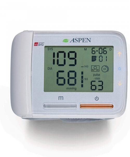 Digital de muñeca con indicadores de posición - SMART YE8900A