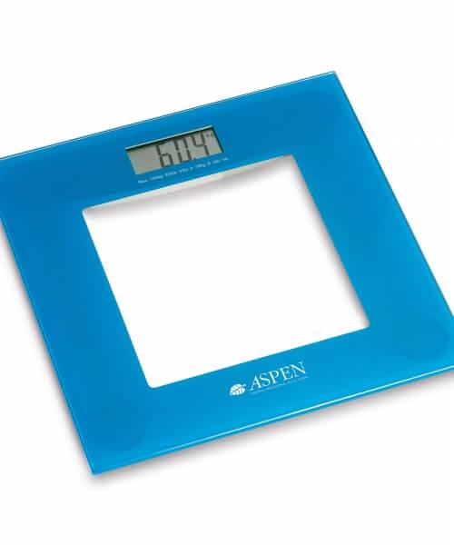 Digital turquesa vidrio - 150 Kg EKS 9631 LA