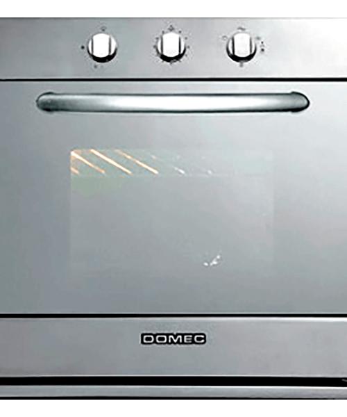 HORNO ELECTRICO HEX16 Reflex 60 x 60 , doble visor, luz, grill eléctrico, termostato, timer,, vidrio espejado,  acero inoxidable